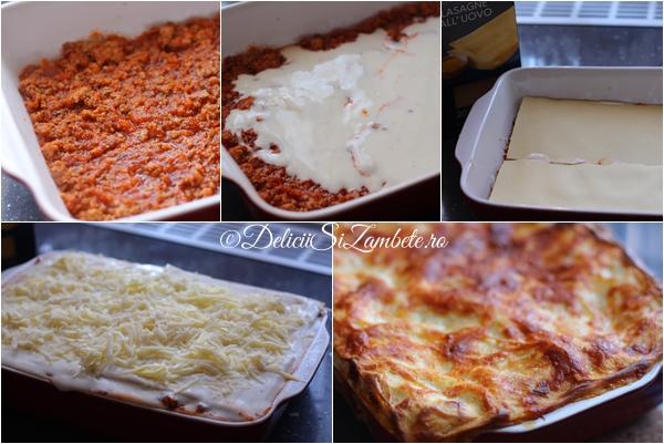 lasagna etapa 5