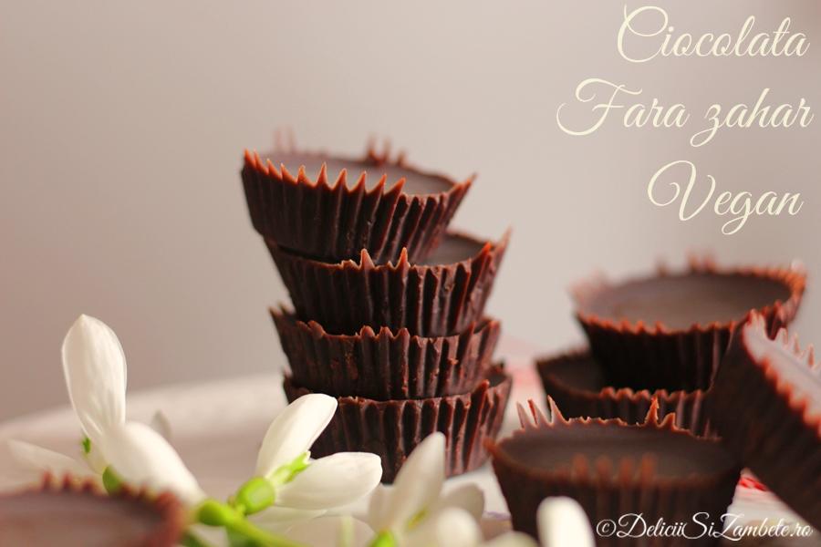bomboane vegane de ciocolata 1