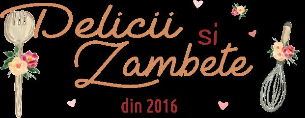 Logo mare deliciisizambete.ro